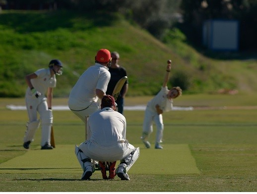 Junior Cricket in Malaga